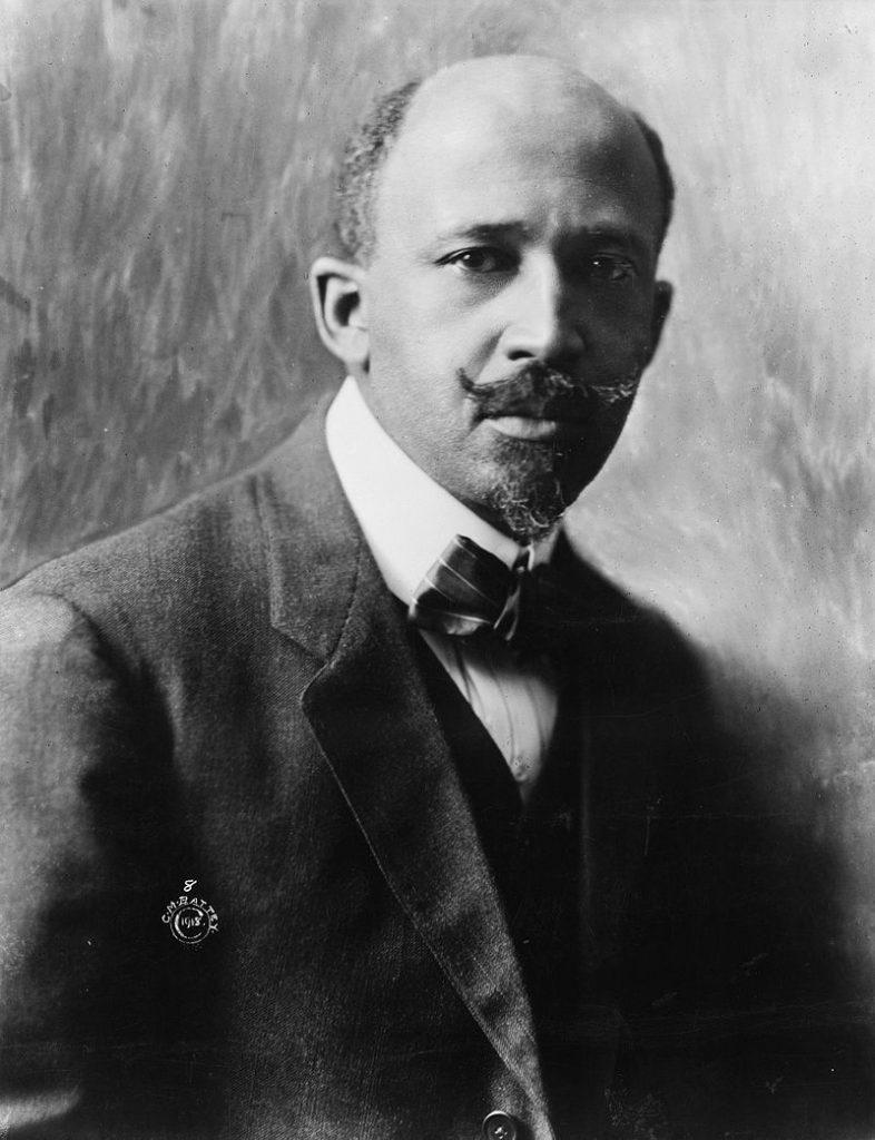 W.E.B Dubois, père du panafricanisme