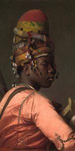 Gérôme-Black_Bashi-Bazouk-c._1869