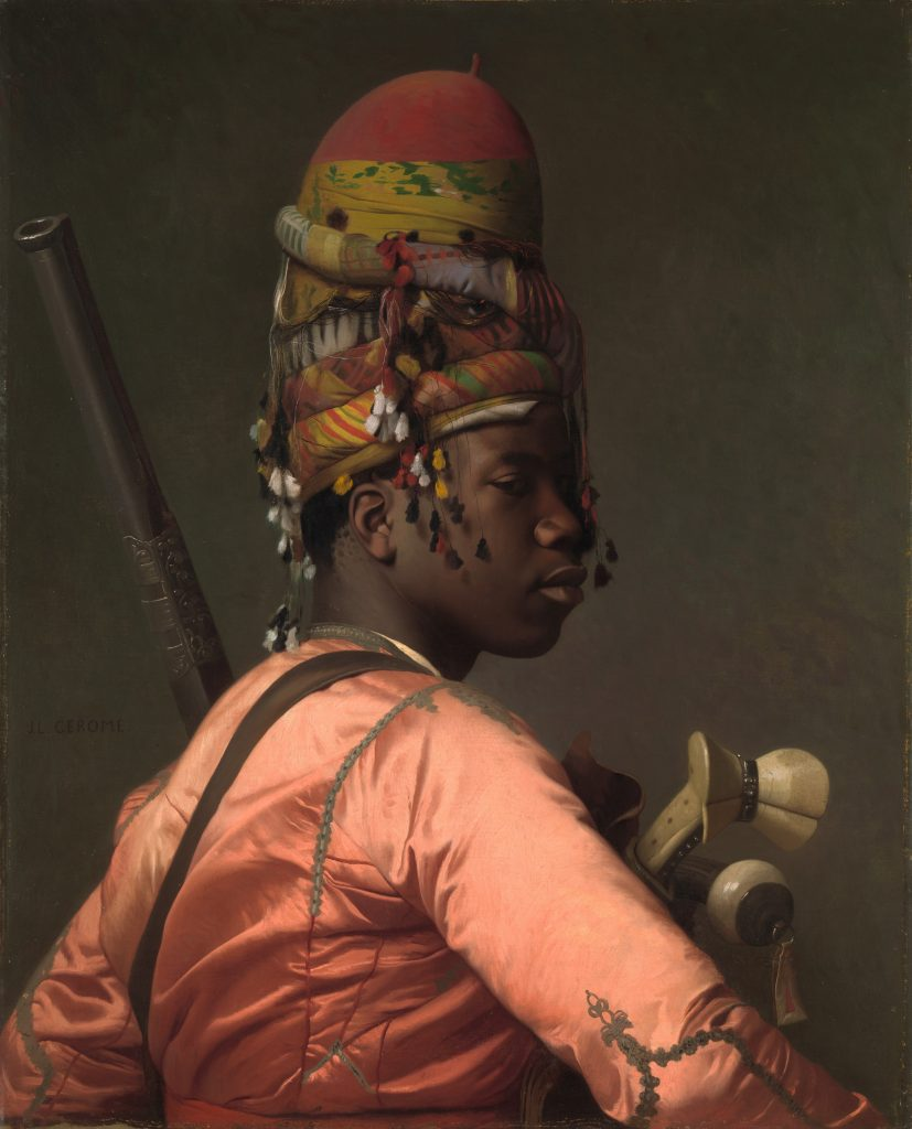 AFRO TURCS : D'Afrique à L'empire Ottoman