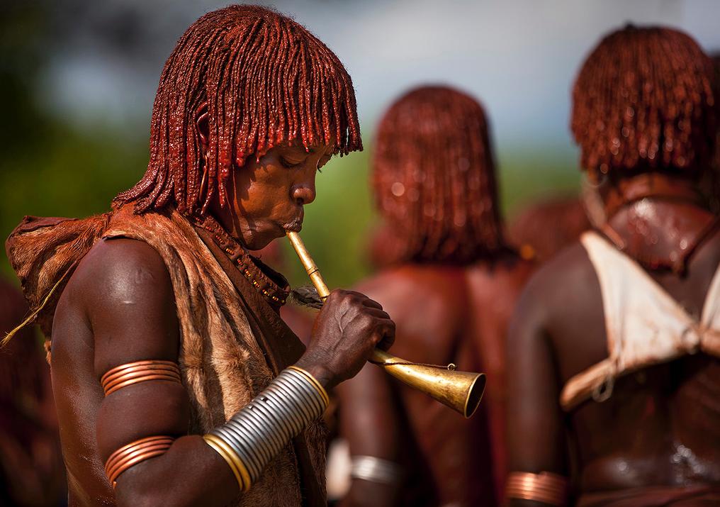 Les indigènes d'Éthiopie en danger
