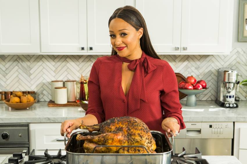 TIA MOWRY : Son tv show cooking fait un tabac !