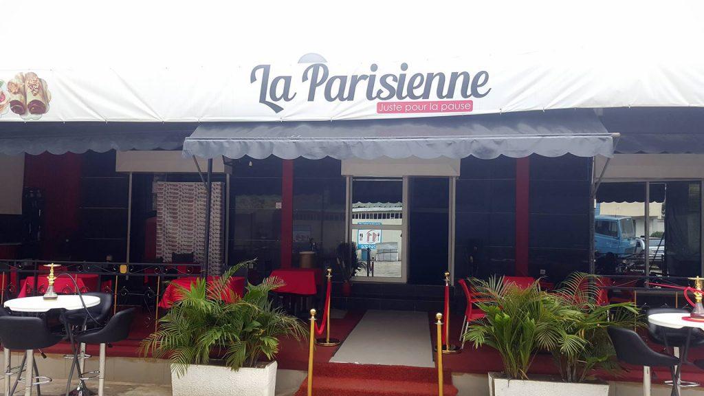 LA PARISIENNE : l'art de la crêpe s'exporte à Abidjan