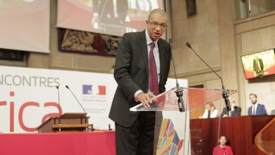 LIONEL ZINSOU : Retour sur le forum Africa France 2016