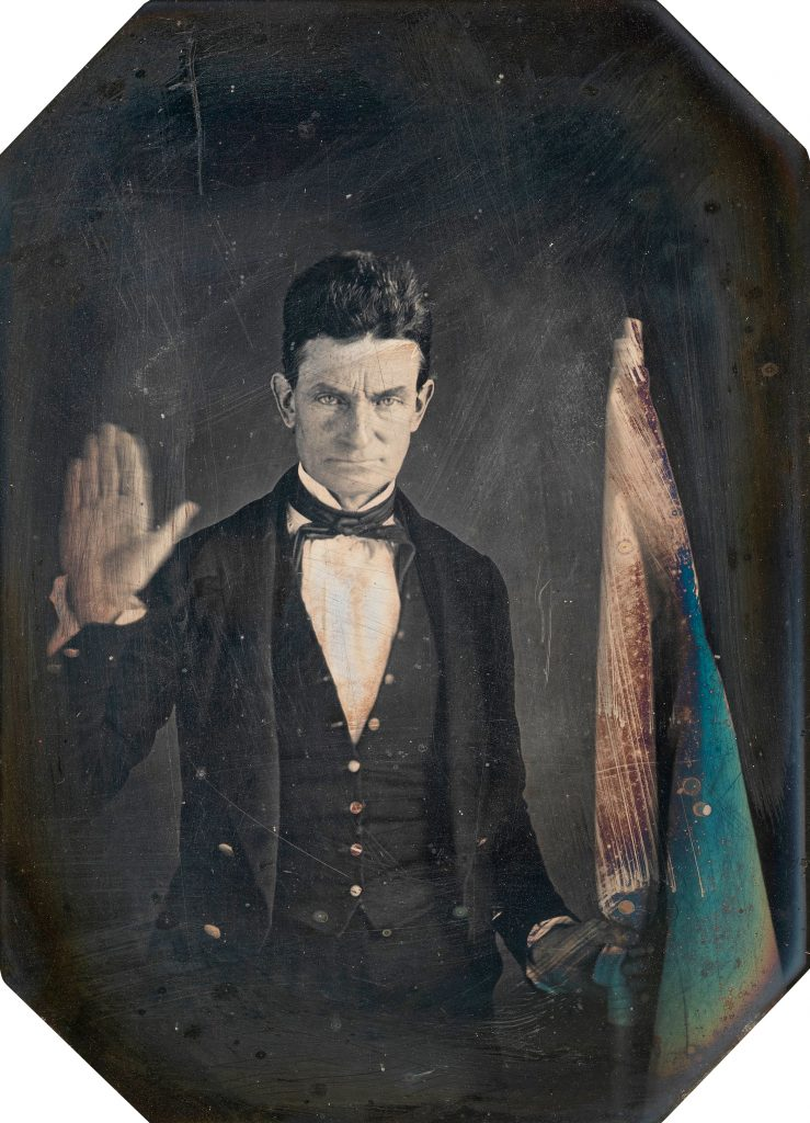 JOHN BROWN : L'abolitionniste blanc