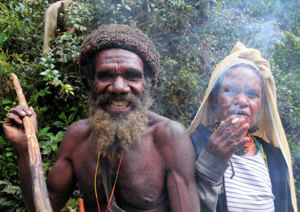 LES PAPOUS : Les cousins océaniens des Guinéens d'Afrique