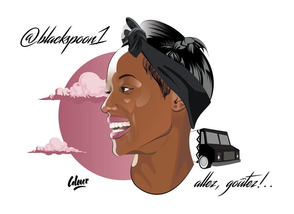 """BLACK SPOON : La """"street food"""" africaine"""