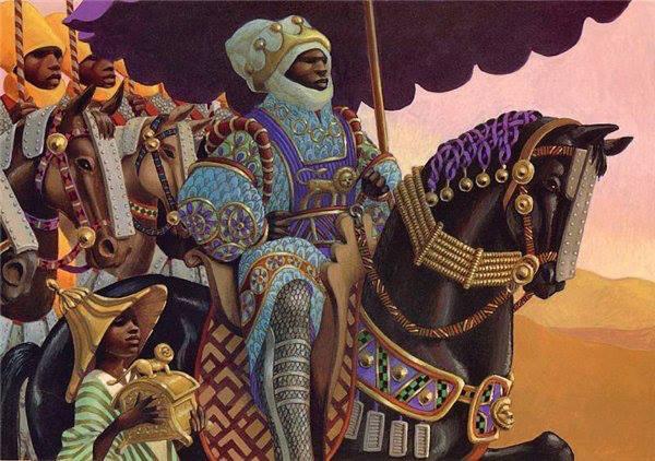 MOUSSA MANSA : L'homme le plus riche de tous les temps
