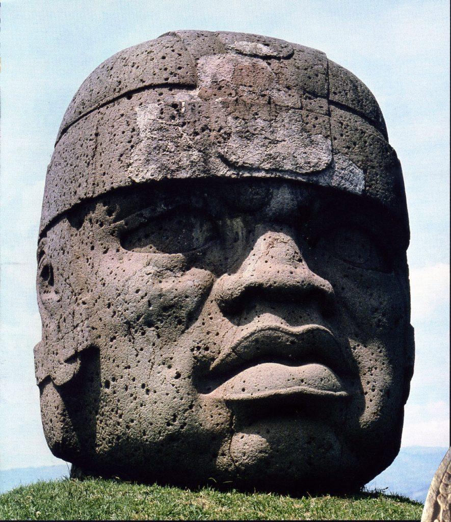 LES OLMÈQUES : Mystérieuse civilisation du Mexique