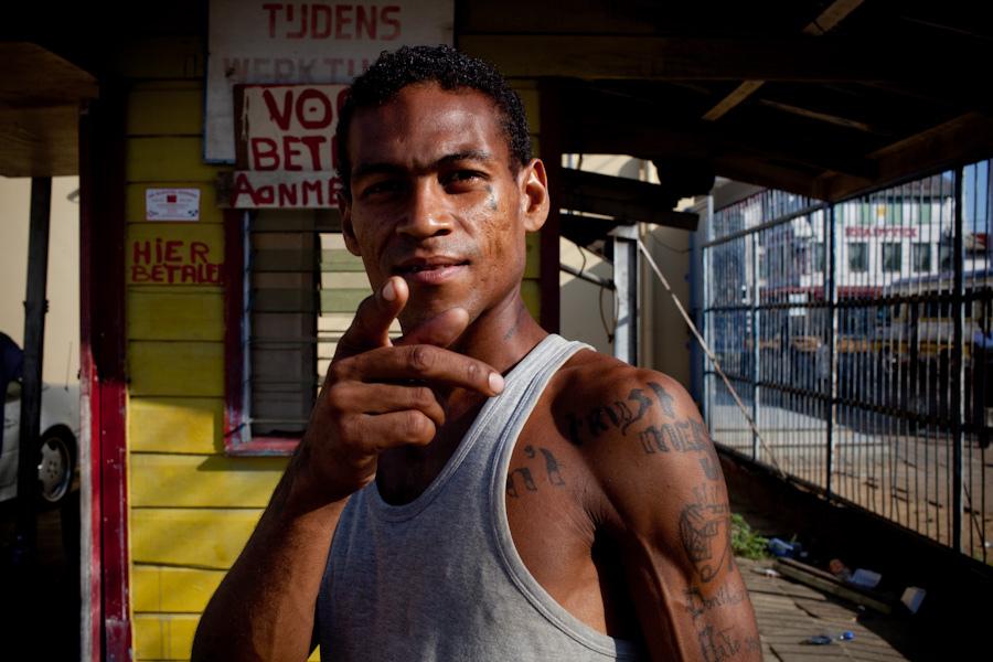 Surinam, le cas des Saamakas