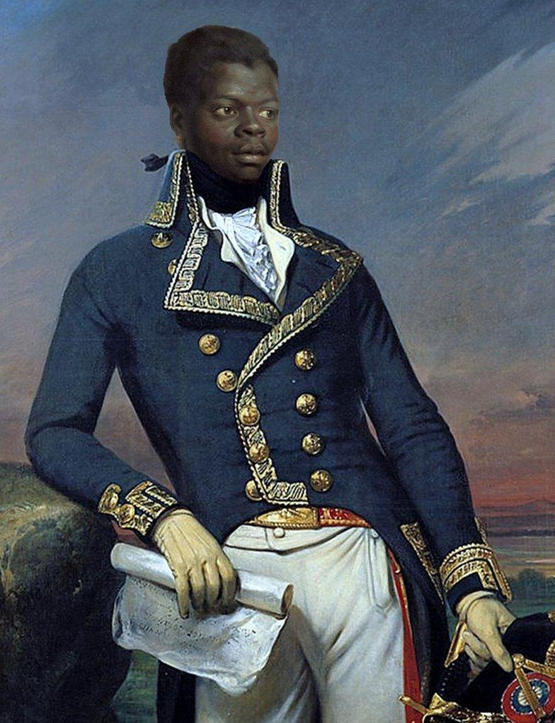 TOUSSAINT LOUVERTURE, « le premier des noirs »