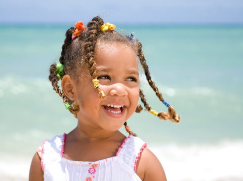 KIDS : Entretenir les cheveux pendant l'été