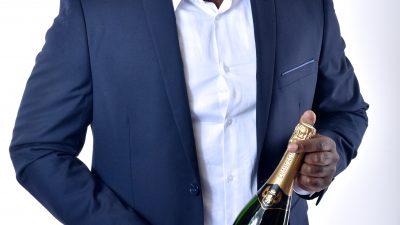 PHARAON : Champagne au goût d'Afrique