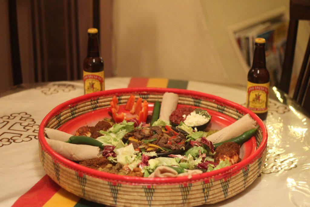 MÉNÉLIK, le temple de la gastronomie éthiopienne