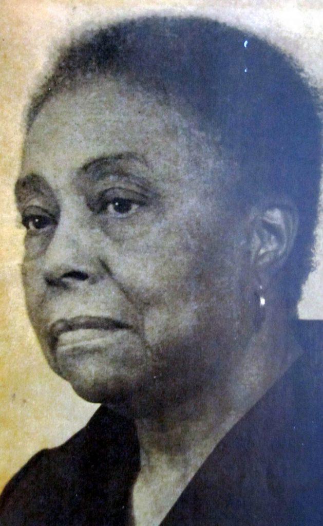 GERTY ARCHIMÈDE : Première femme avocate et et députée de la Guadeloupe