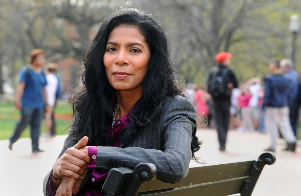 JUDY SMITH : La véritable Olivia Pope