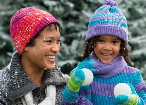 C'est l'hiver, protégez leur peau du froid !