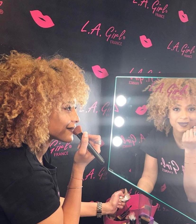 AXELLE : Bloggeuse et L.A Girl addict