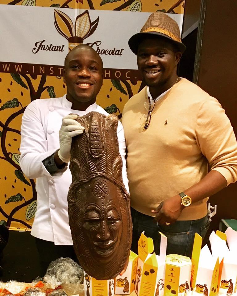 AXEL EMMANUEL, le chocolatier star d'Abidjan