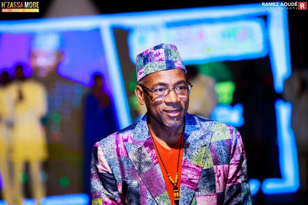 CISS SAINT-MOÏSE : Fondateur du Nzassa Festival