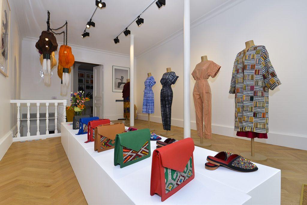 NELLY WANDJI : Quand Luxe et Afrique se rencontrent à Paris