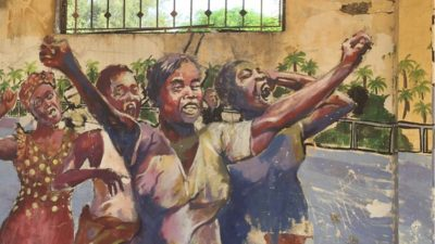 LA MARCHE DE GRAND-BASSAM  : Les femmes à la conquête de la liberté