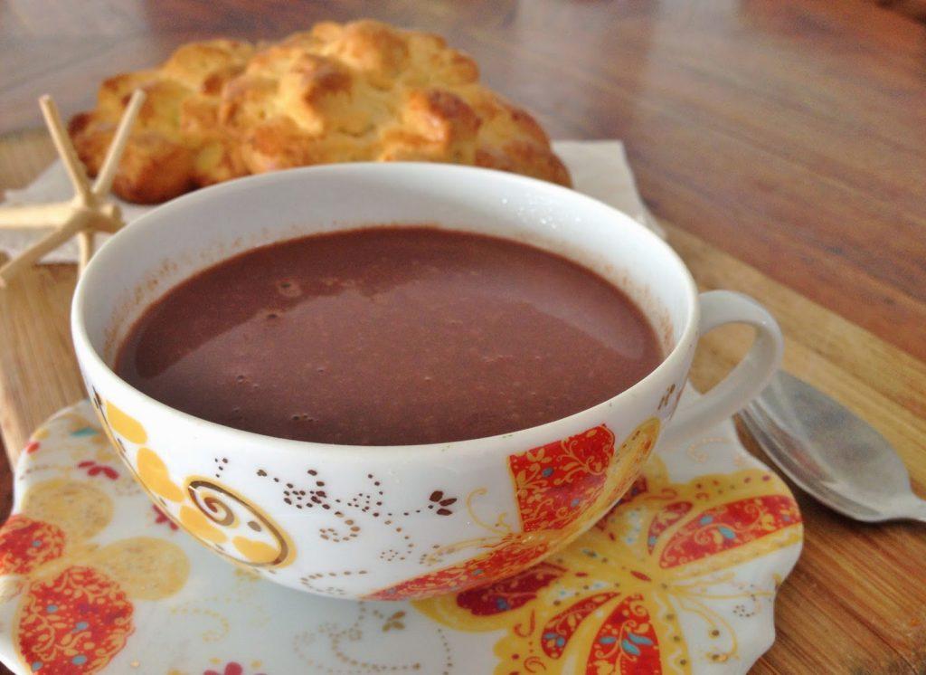 CHOCOLAT MARTINIQUAIS : La recette #972
