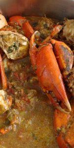 matete crabe