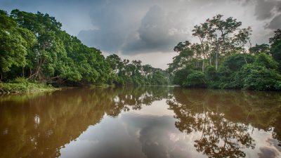 FLEUVE CONGO : Histoire d'un lieu mythique
