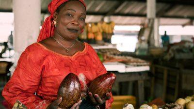 À LA DÉCOUVERTE DES SAVEURS DU CONGO