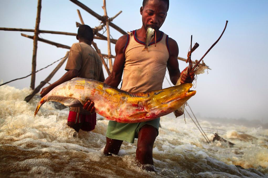 WAGENIAS : Les pêcheurs de l'extrême