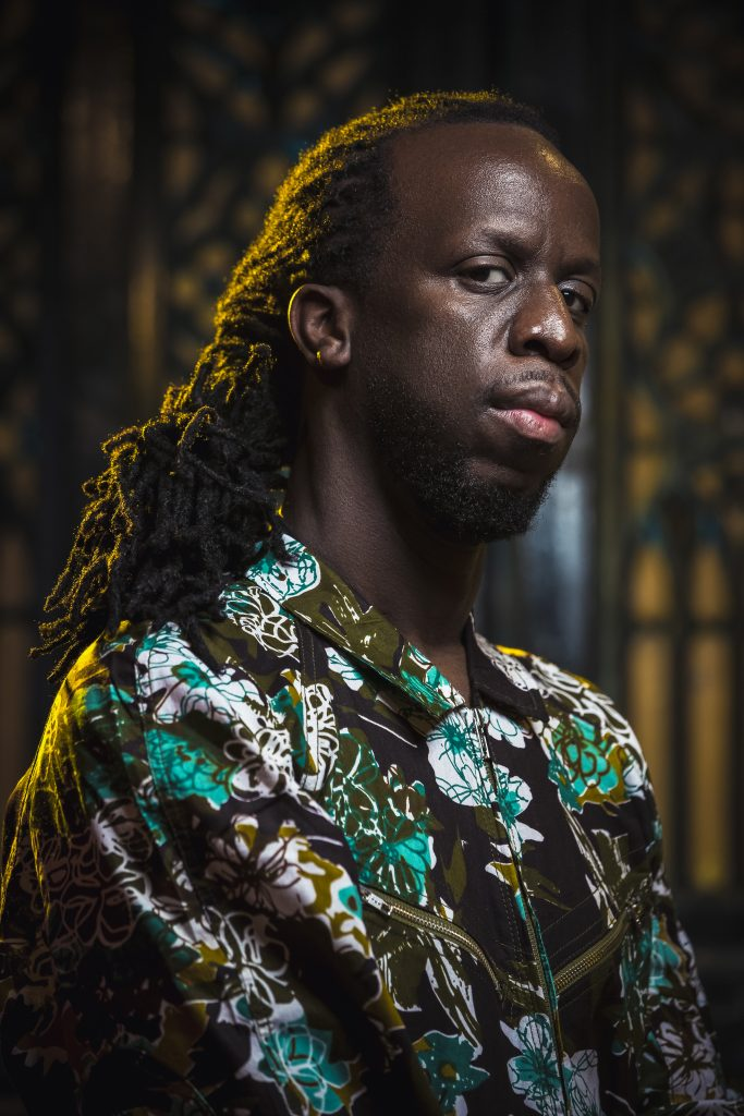 YOUSSOUPHA : TAILLE PATRON