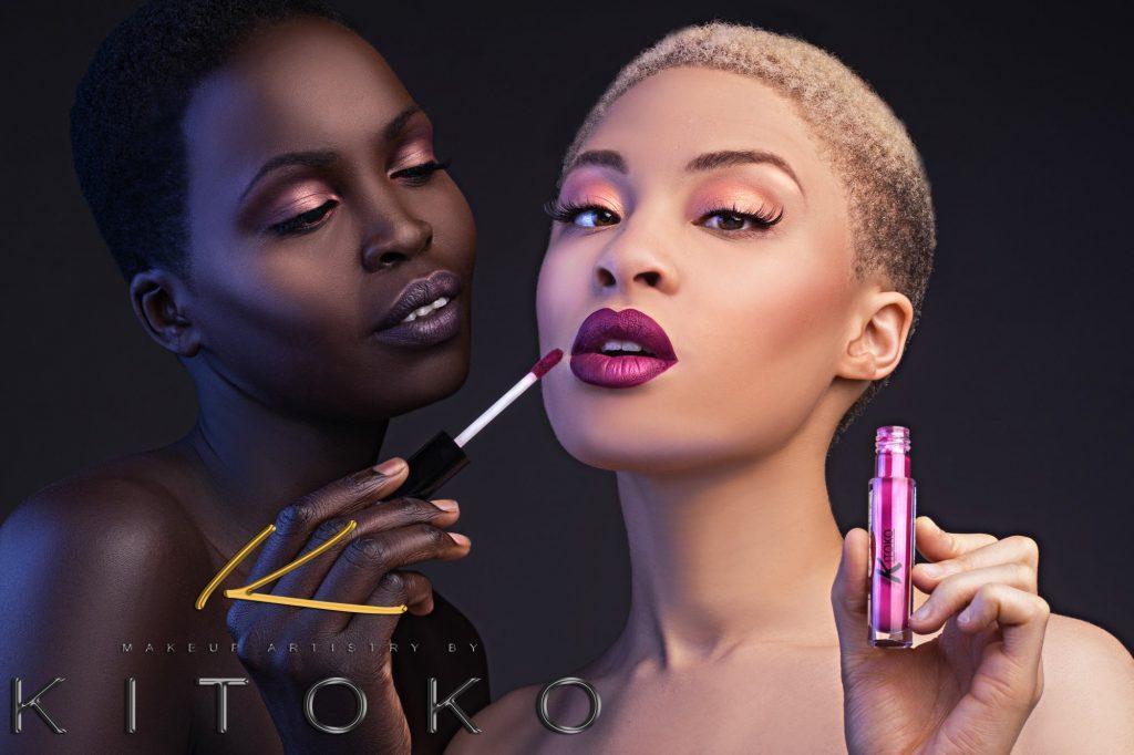 KITOKO MAKE-UP : La marque à l'A.D.N du Congo
