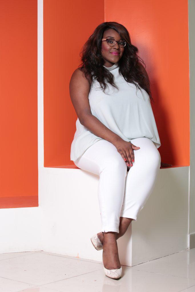 SANDRA TCHICOU : L'afropolitaine