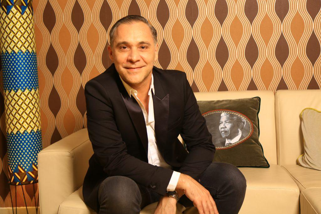 ALEXANDRE BECHER : Directeur artistique du PEFACO Brazzaville