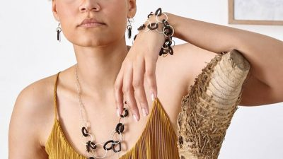 BILOKO DESIGN : Les bijoux à base de noix de palme !