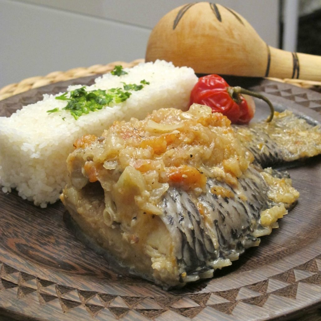 CALDOU : La recette made in Casamance