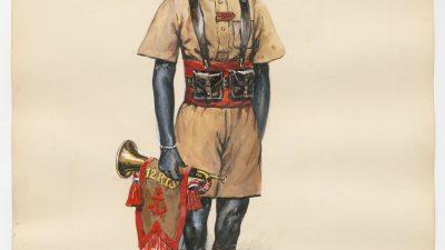 TIRAILLEURS SÉNÉGALAIS : Les soldats de l'ombre