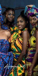 1ère édition du Salon du pagne africain sous le haut patronage de la 1ère Dame du Congo