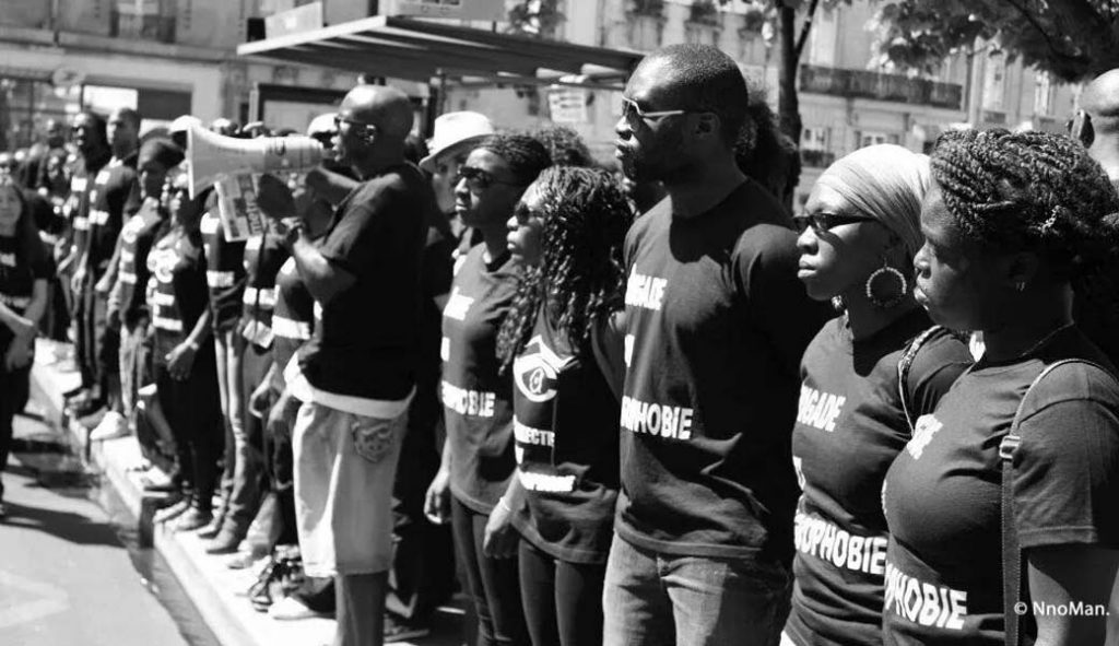Collectif Anti-Négrophobie :  Au-delà des a priori