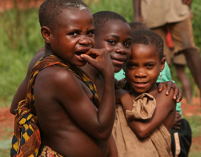 PYGMÉES : Les «petits» habitants de la fôret