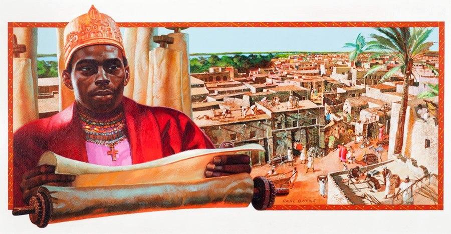 AFONSO Ier de Kongo : L'apôtre du Congo