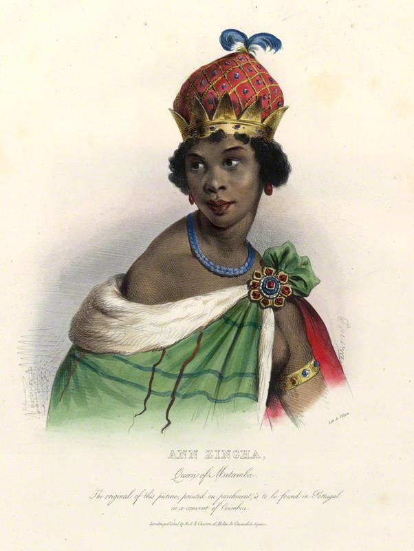 ANNE ZINGHA : La plus puissante Reine d'Afrique