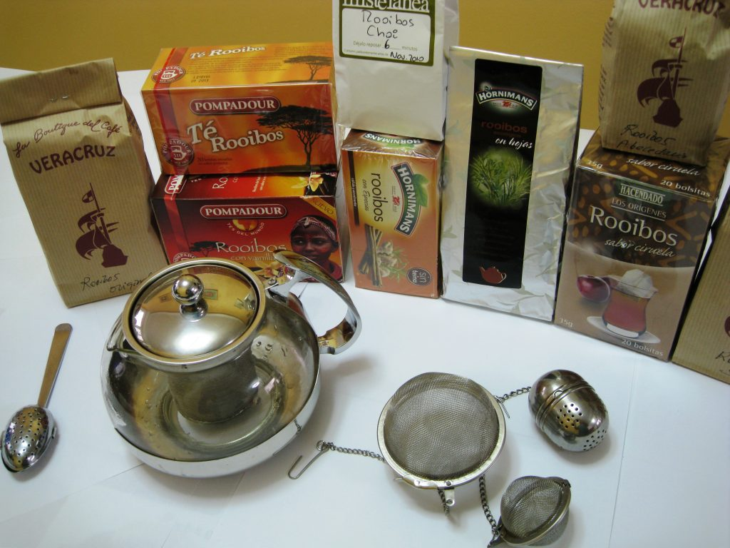 ROOIBOS : Le thé made in Afrique du sud