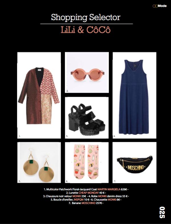 Shopping Selector LiLi & CôCô