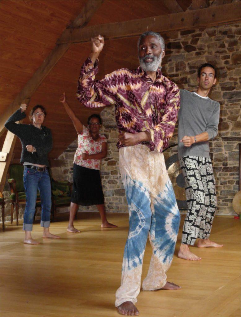 Le Longo, danse initiatique africaine
