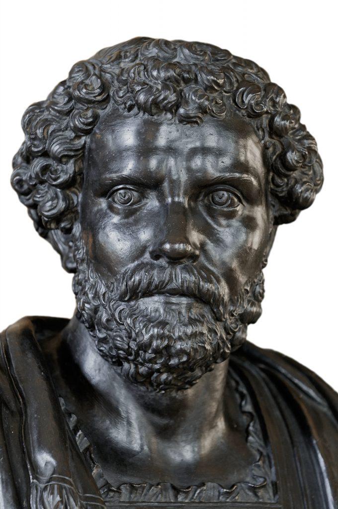 SEPTIME SEVÈRE : l'africain devenu empereur romain