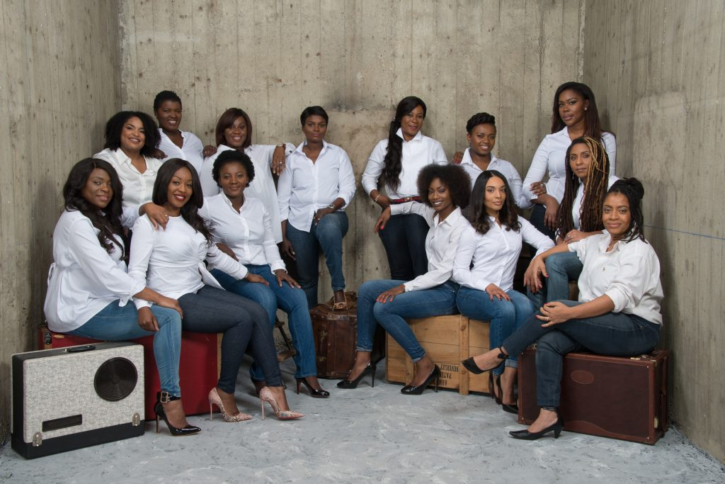 14 femmes qui font l'industrie de la beauté afro en France