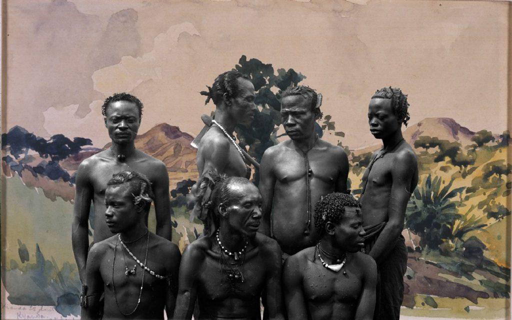 BALUBA : Un peuple au centre du Congo