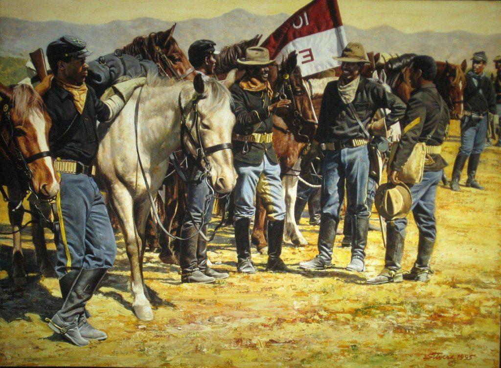 BUFFALO SOLDIERS : Les soldats de l'ombre