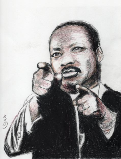 MARTIN LUTHER KING : En quelques dates